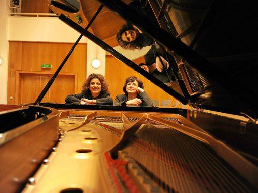 Piano Duo Desislava Shtereva & Evgenia Simeonova